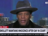 DL Hughley on Smollett Hoax: If You're an Old White Guy, Lie and Use Bigotry 'You Become President'
