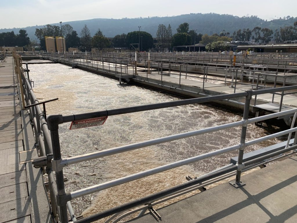 San Jose Creek Treatment Facility Stage 2 (Joel Pollak / Breitbart News)