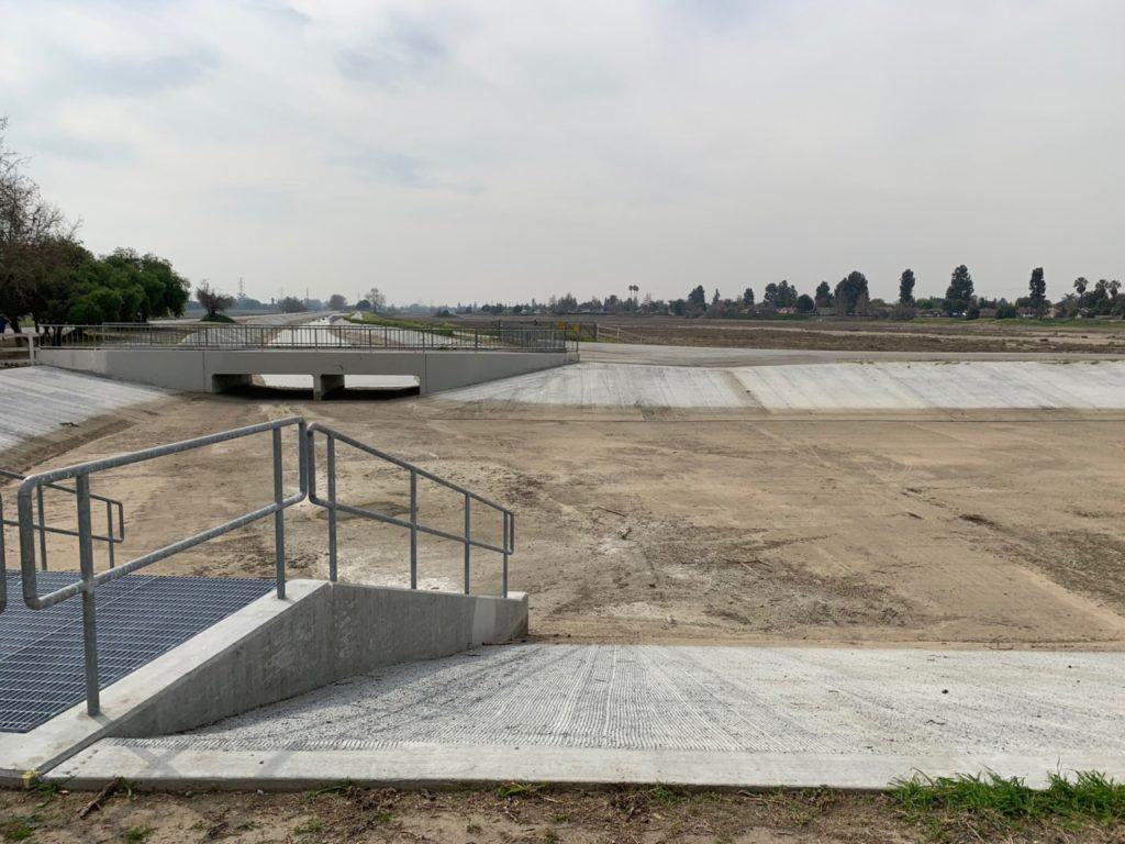 San Gabriel Groundwater Discharge (Joel Pollak / Breitbart News)