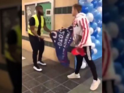 MAGA Hat High School Attack