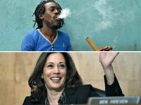 Jamaican Smoking, Kamala Harris