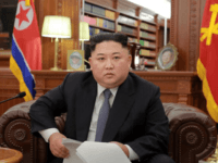 A former Japanese military official said Tuesday North Korea's Kim Jong Un is developing weapons while engaging foreign powers. File Photo by KCNA/UPI