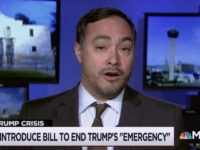 Joaquin Castro: Trump's Emergency a 'Power Grab,' 'He's Trying to 'Undermine Congress'