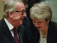 Juncker May Teeth