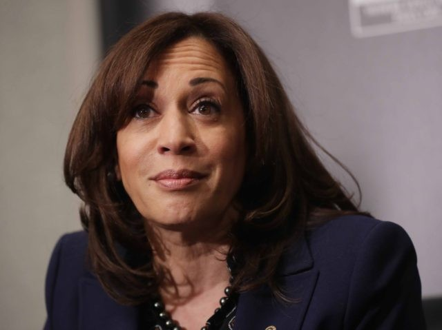 Kamala Harris supports legalizing marijuana, says she 'did inhale' in college