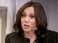 Screenshot from a Kamala Harris interview with The Root.