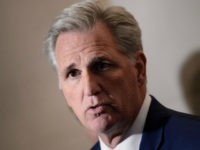 McCarthy: There's No Benefit to Trump Attacking McCain