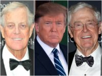 Billionaire Kochs Fight Trump's Economic Nationalist Agenda Ahead of 2020 Election