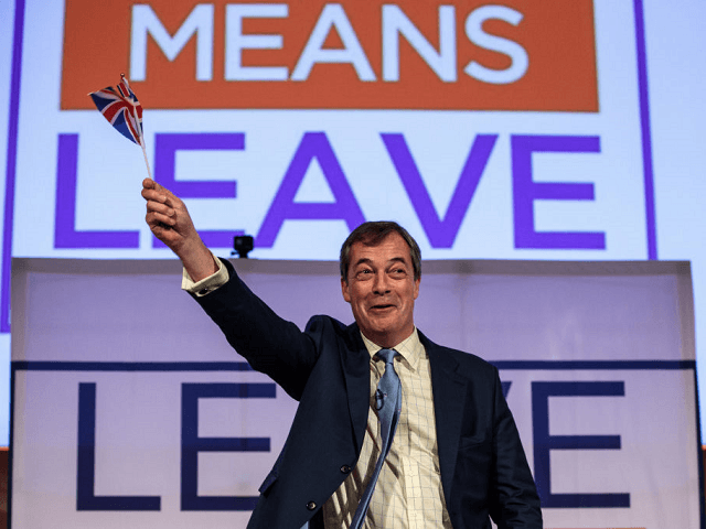 Leave Means Leave Nigel Farage