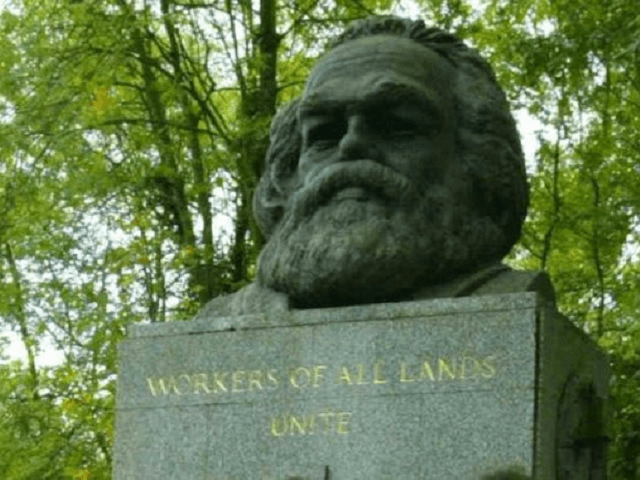 Grave of Karl Marx Vandalized in Hammer Attack