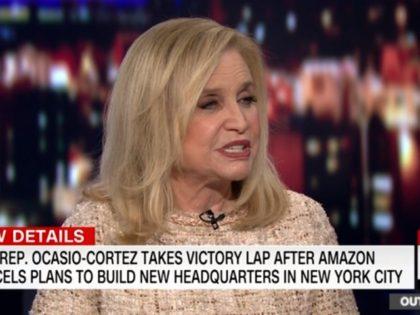 Rep. Carolyn Maloney on CNN, 2/16/2019