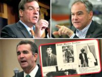 Mark Warner, Tim Kaine, Ralph Northam