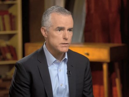 Fmr Deputy FBI Director Andrew McCabe on '60 Minute,' 2/17/2019
