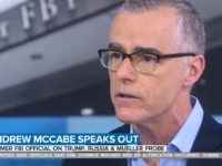 "Andrew McCabe on NBC's ""Today,"" 2/19/2019"