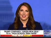 RNC Chair Ronna McDaniel on Fox News, 2/12/2019