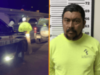A constable's office deputy in Montgomery County, Texas, arrested a previously deported serial child sex offender with two prior deportations. (Photos: Montgomery County Precinct 4 Constable's Office)