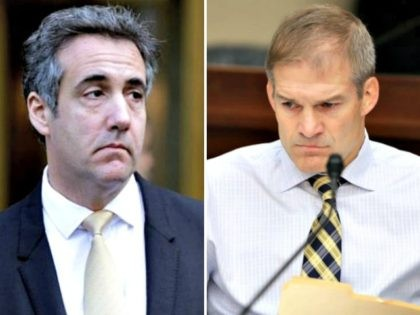 Ohio Rep. Jim Jordan Calls Michael Cohen's Testimony a 'Charade'