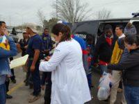 Migrant Caravan health