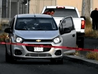 Murdered Journalist's car
