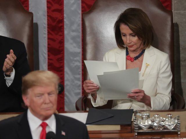 Nancy Pelosi on State of the Union: 'It Will Take Days to Fact ...