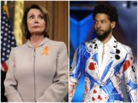 Nancy Pelosi Deletes Tweet Calling Jussie Smollett Victim of a ' Racist, Homophobic Attack'