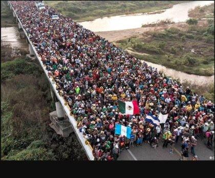New Migrant Caravan