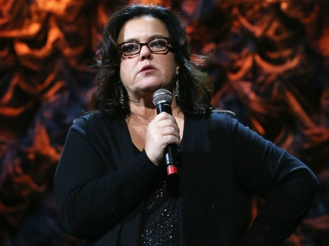 NEW YORK, NY - JANUARY 31: Rosie O'Donnell attends 'Howard Stern's Birthday Bash' presented by SiriusXM, produced by Howard Stern Productions at Hammerstein Ballroom on January 31, 2014 in New York City. (Photo by Larry Busacca/Getty Images for SiriusXM)
