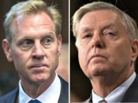 Patrick Shanahan Calls Sen. Graham an 'Ally' Despite Bad Munich Meeting