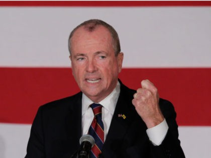 NJ Gov. Phil Murphy Pushes Ammo Purchase Database, .50 Caliber Rifle Ban
