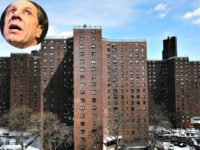 Public Housing, Cuomo Getty Images