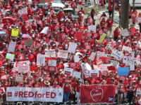 #RedforEd: Socialists Organizing Teachers