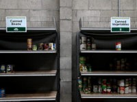Food Stamp Participation Declines for 12 Straight Months