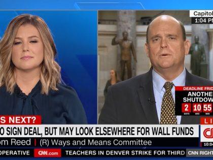 GOP Rep. Tom Reed on CNN, 2/13/2019