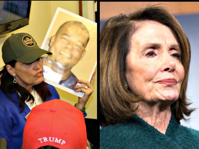 Sabine Durden, Nancy Pelosi