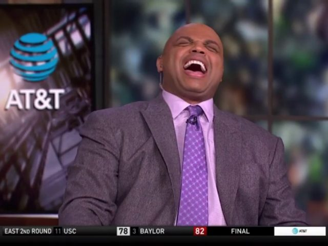 No Chill Chuck: Charles Barkley Roasts Jussie Smollett On 'Inside The NBA'