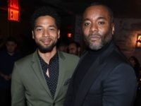 NEW YORK, NY - APRIL 18: Jussie Smollett and Lee Daniels attend the after party for'The Immortal Life of Henrietta Lacks' premiere at TAO Downtown on April 18, 2017 in New York City. (Photo by Dimitrios Kambouris/Getty Images)