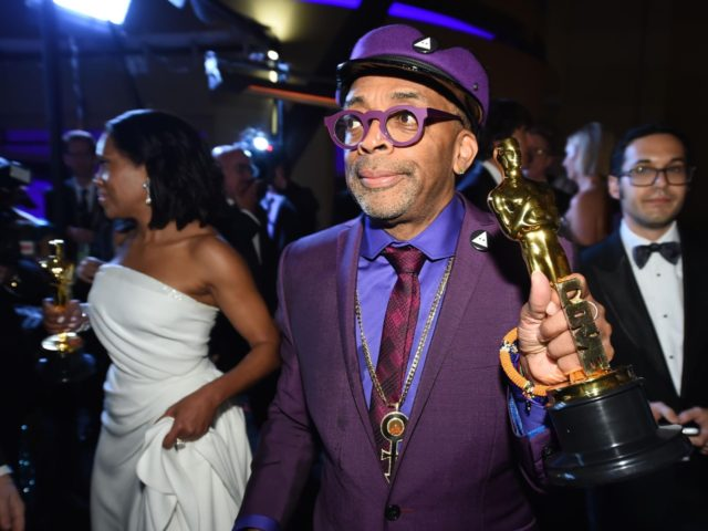 Spike Lee (Robyn Beck / AFP / Getty)