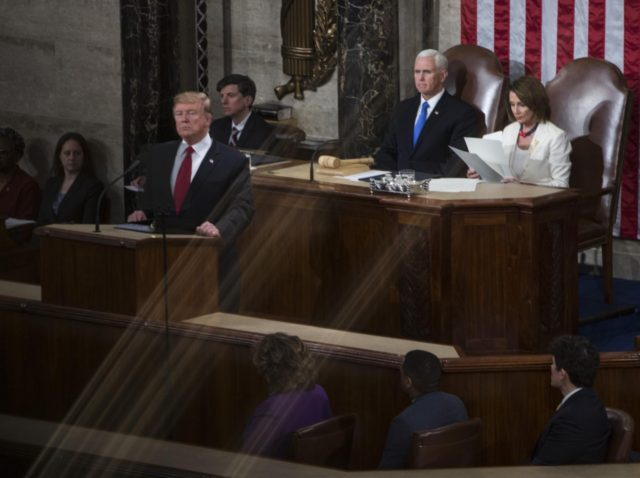State of the Union (Zach Gibson / Getty)