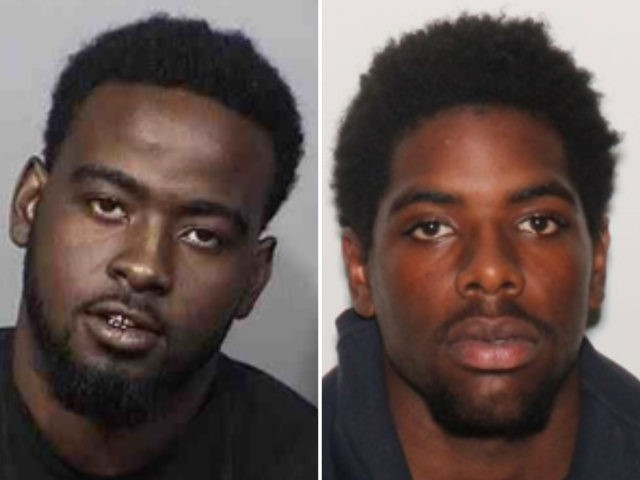 Suspects Alvin Smalls and Amir Lynn
