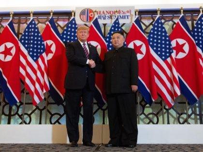 Trump Kim summit Hanoi (Saul Loeb / AFP / Getty)