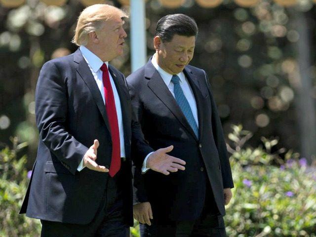 Trump, Xi at Mar-a-Lago