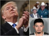 Trump Honors Angel Family of Nevada Couple Allegedly Murdered by Illegal Alien