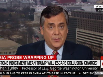 Jonathan Turley on CNN, 2/23/2019