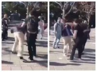 Watch: Conservative Activist Attacked at UC Berkeley