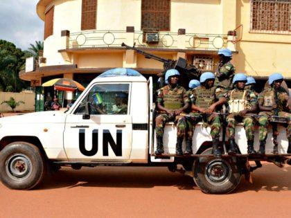 UN Peacekeepers peacekeeping budget