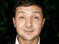 Volodymyr Oleksandrovych Zelensky (Ukrainian: Володимир Олександрович Зеленський; born 25 January 1978) is a Ukrainian politician, screenwriter, actor and director of Ukrainian film studio Kvartal 95. Zelensky is one of leading candidates in the 2019 Ukrainian presidential election.[
