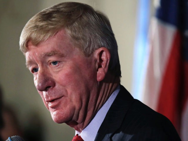 Former Massachusetts Gov. Bill Weld