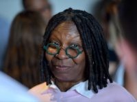 NEW YORK, NY - SEPTEMBER 07: Whoopi Goldberg attends the Victor Glemaud presentation during New York Fashion Week: The Shows at Sunken Living Room at Spring Studios on September 7, 2018 in New York City. (Photo by Roy Rochlin/Getty Images for New York Fashion Week: The Shows)