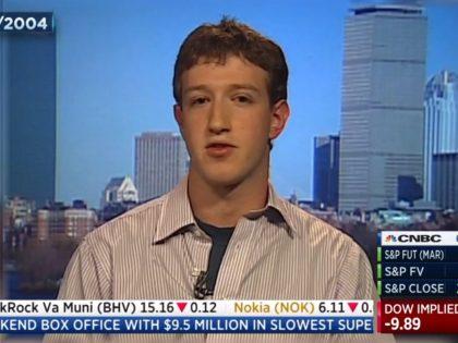 Mark Zuckerberg on CNBC, 4/4/2004