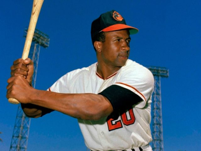 Frank Robinson, key to Orioles' 1st World Series title, dies at 83